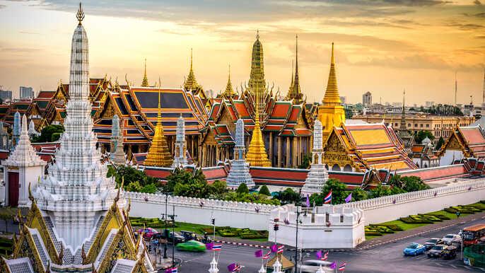 Thailanda, Bangkok, Phuket, circuit Holiday Tour Mures