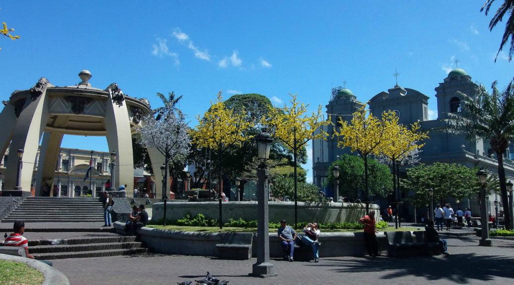 San Jose Costa Rica circuit Holiday Tour