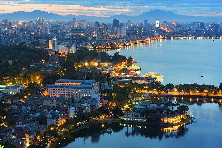 Holiday Tour Circuit Vietnam & Cambodgia -Pattaya - Thailanda