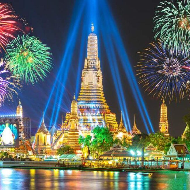 Revelion 2022 in Phuket Thailanda cu Holiday Tour Mures